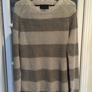 All Saints long sweater. Size large